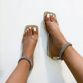 Ericdress Thong Slip-On Casual Sandals