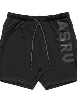Ericdress Loose Print Letter Sports Lace-Up Men's Shorts