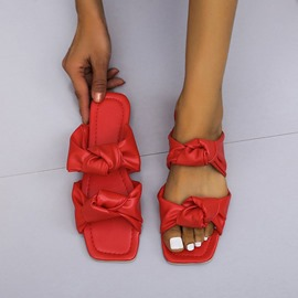 Ericdress Flip Flop Thread Flat With Casual Slippers