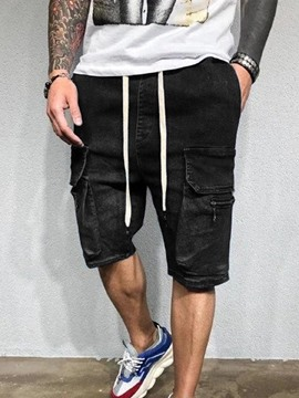 Ericdress Straight Men's Casual Shorts