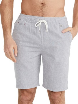 Ericdress Lace-Up Men's Casual Shorts