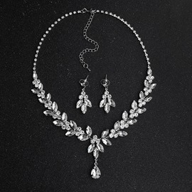 Ericdress Earrings E-Plating Prom Jewelry Sets