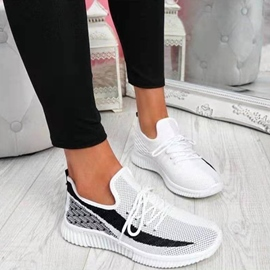 Ericdress Lace-Up Round Toe Slip-On Casual Sneakers