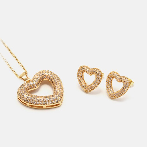 Ericdress European E-Plating Gift Jewelry Sets