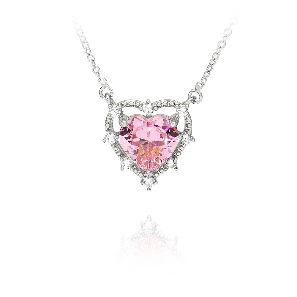 Ericdress Heart-Shaped Korean Female Necklaces
