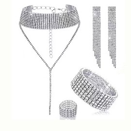 Ericdress E-Plating European Engagement Jewelry Sets