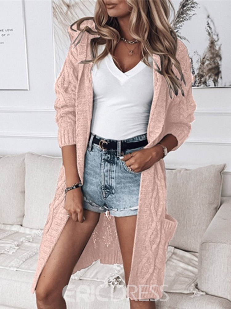 pull d'automne ample fil ericdress