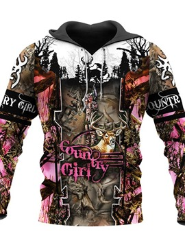 Ericdress Print Pullover Casual Pullover Hoodies