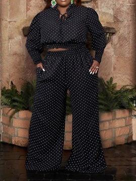 Ericdress Pocket Pants Fashion Pullover Straight Two Piece Sets