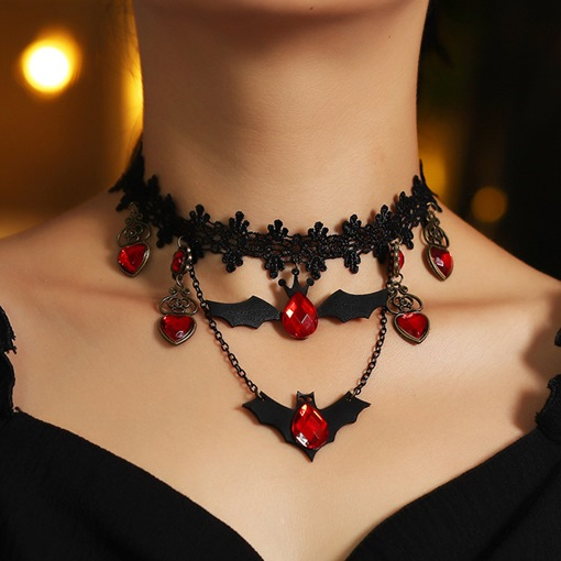 Ericdress Halloween Pendant Necklace E-Plating Female Necklaces