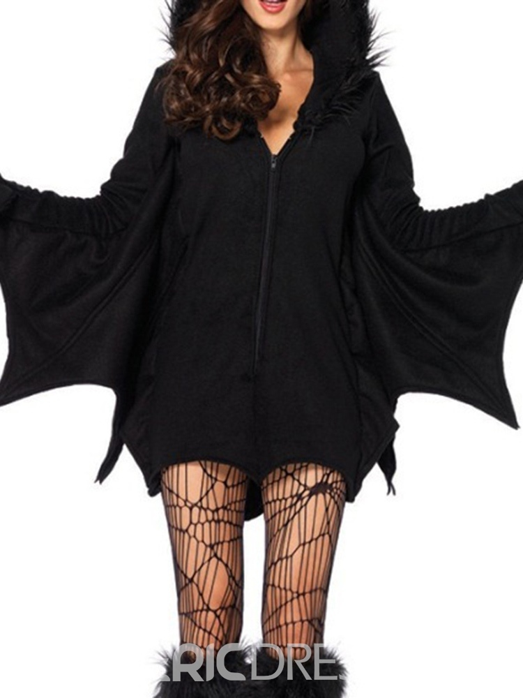 Ericdress Western Nine Points Sleeve Zipper Spring Animal Themed Costumes