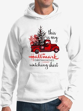 Ericdress Pullover Print Letter Fall Pullover Hoodies