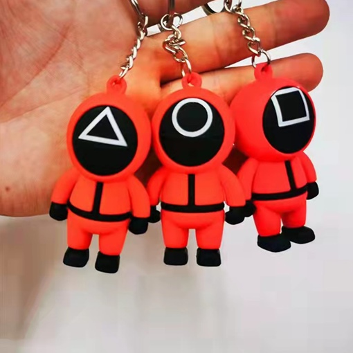 Ericdress Squid game Key Chains